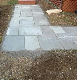 Thermal Bluestone Walk